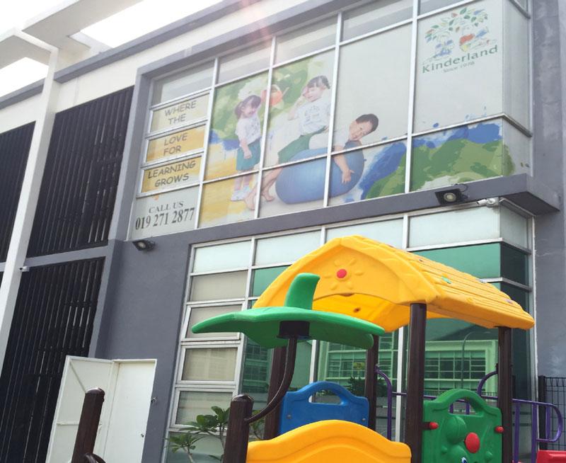 Kinderland @ Equine Park