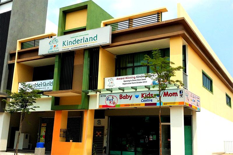 Kinderland @ Denai Alam