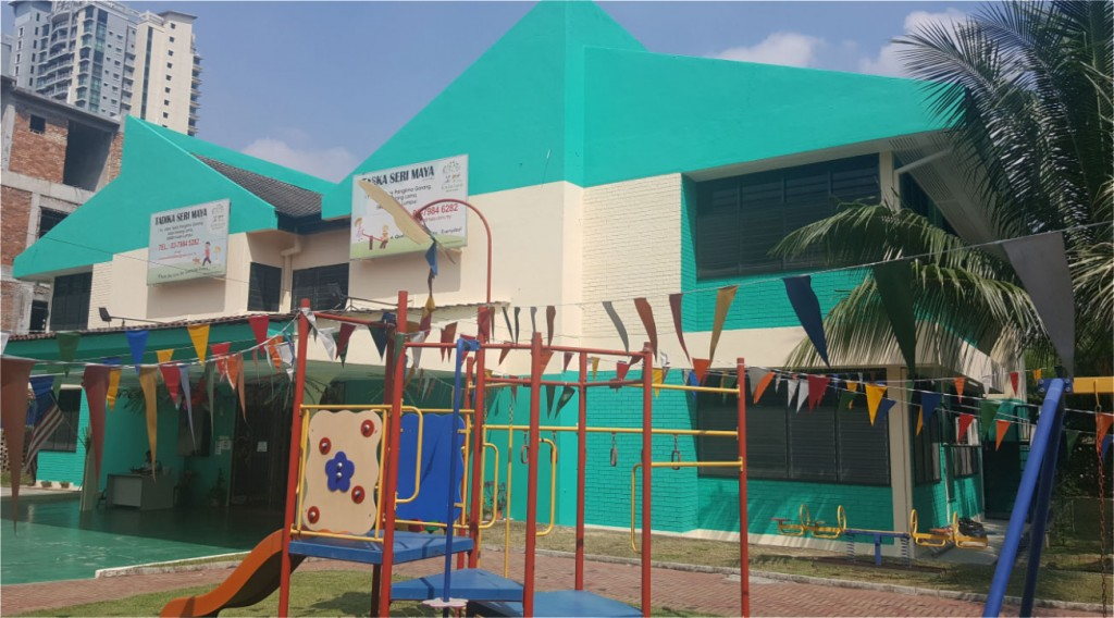 Kinderland-Brickfields