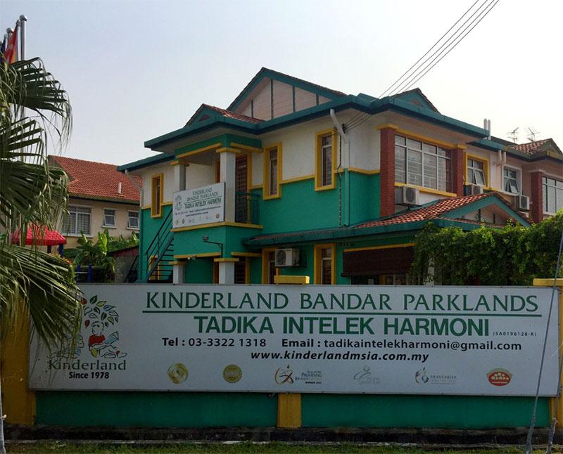 Kinderland @ Bandar Parklands