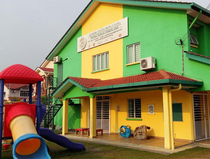 Kinderland @ Puchong Utama