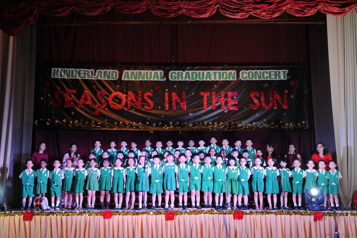 Kinderland Ipoh Grad Concert 01