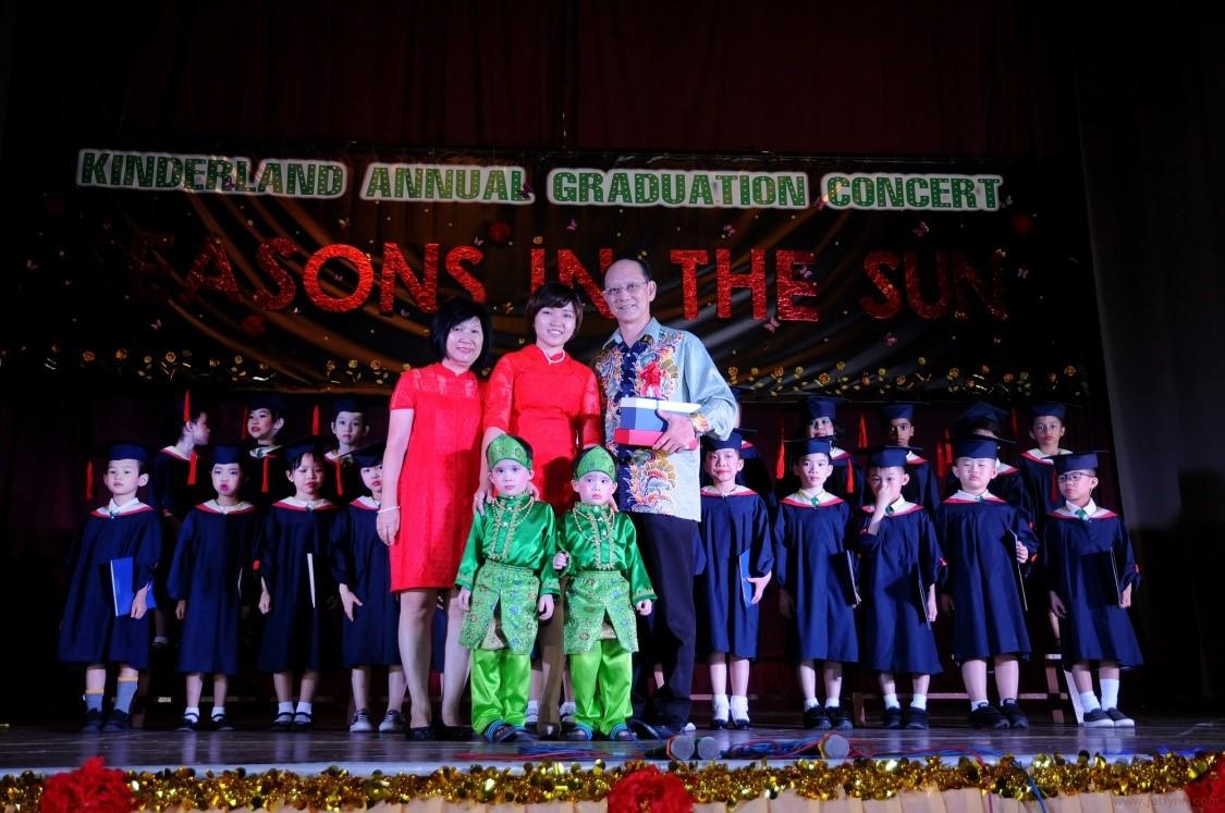 Kinderland Ipoh Grad Concert 02