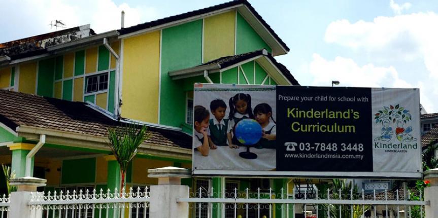Kinderland @ Ara Damansara